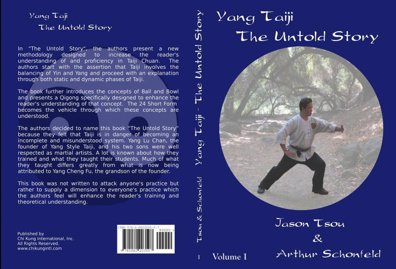 Yang Taiji- the untold story- $29.95
